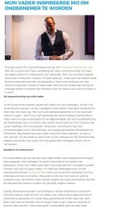 zakelijke blog website bedrijfsblog redigeren tekstschrijver ede veenendaal wageningen arnhem